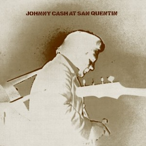 Johnny Cash - At San Quentin Cover