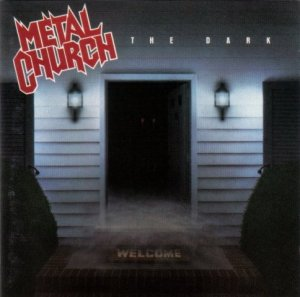 Metal Church - The Dark - Front