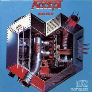 Accept - Metal Heart (1985)